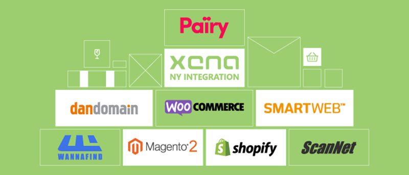 Integrations Pairy
